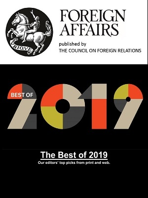 The Best of 2019 Foreign Affairs