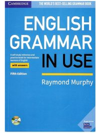 English Grammar in Use By Raymond Murphy Cambridge Fifth Edition With DVD